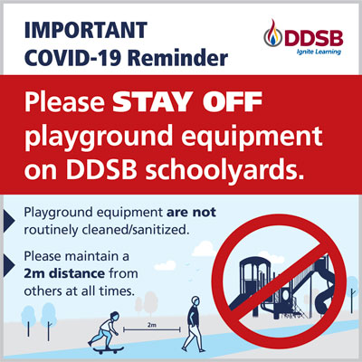 DDSB Playground Equipment