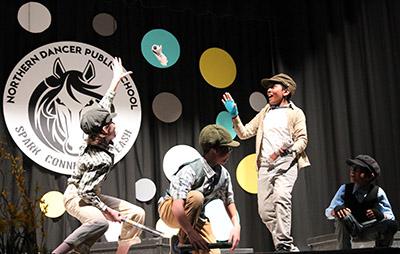 Northern Dancer Opening - Storytelling