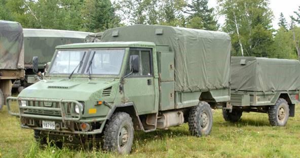 Military Vehicle 1
