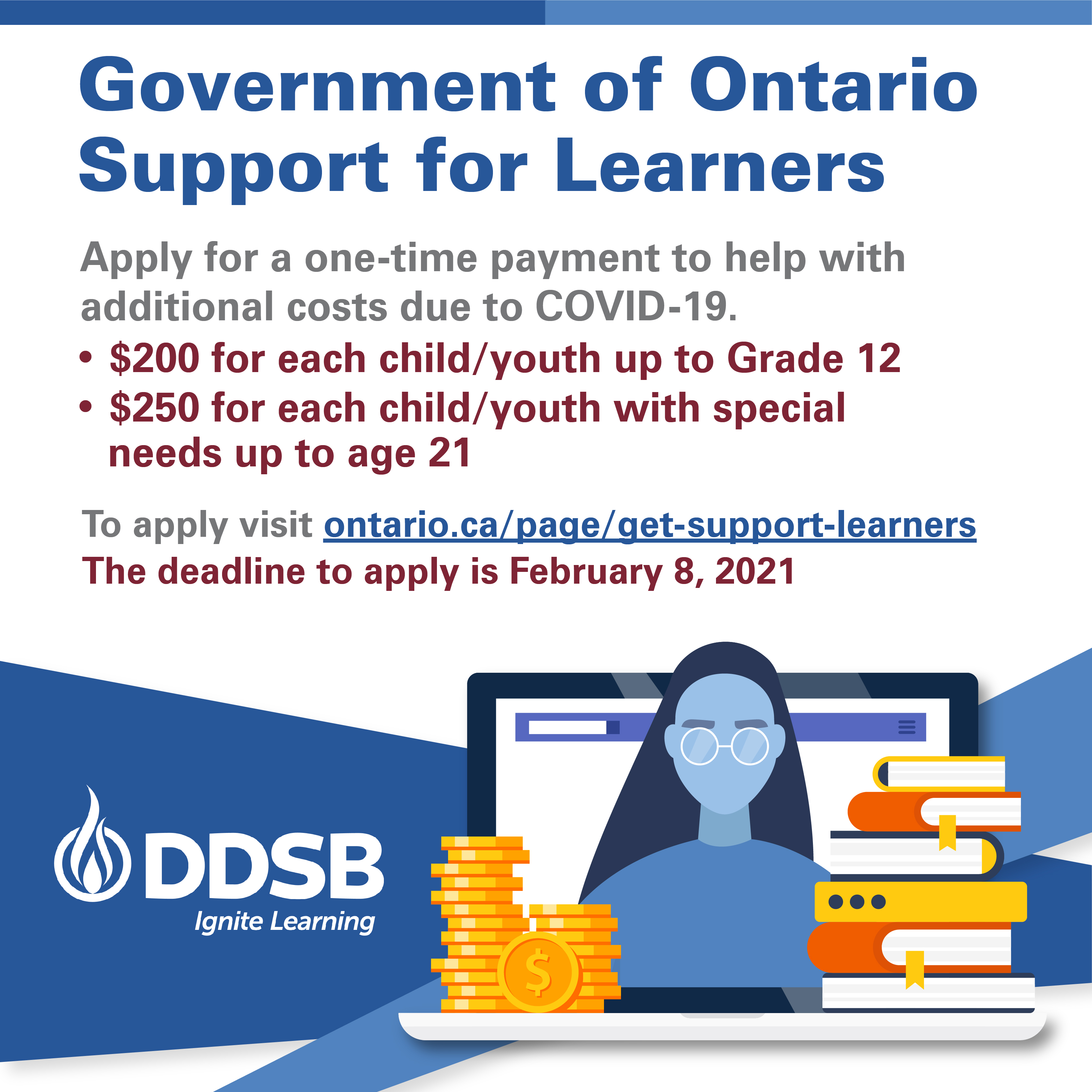 Support for Learners Social