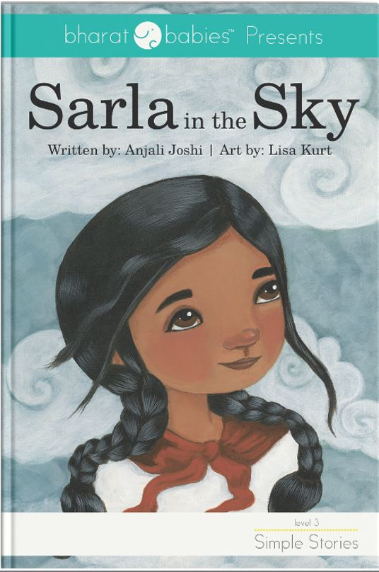 Book - Sarla in the Sky