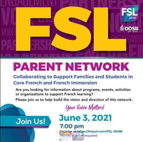 FSL Parent Network