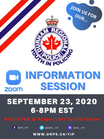 DRPS info sessions
