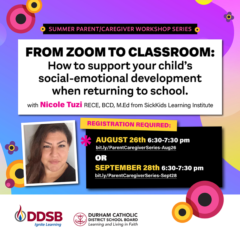 How To Support Your Child's Socio-Emotional Development When Returning to School